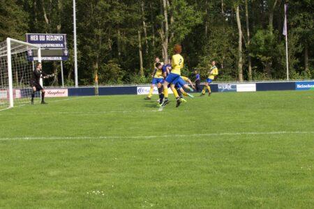 Fotoverslag Sporting Leiden (za) - WCR